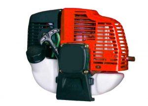 motor de explosión de dos tiempos vareador de aceitunas gasolina