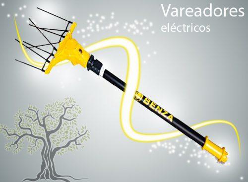 vareadores de aceitunas eléctricos